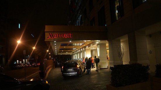 Washington Marriott: Htel