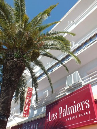 Photo of HOTEL LES PALMIERS Fréjus