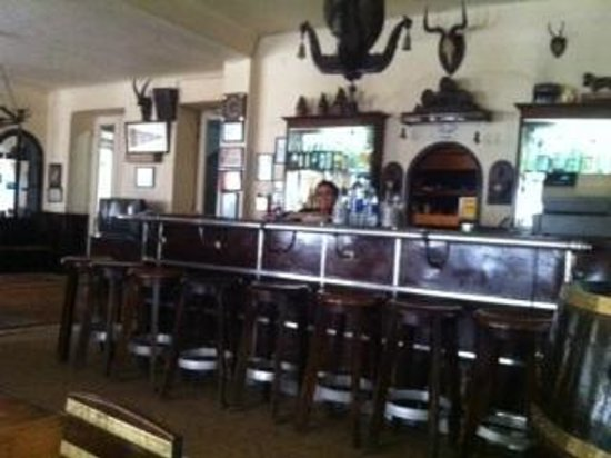 Windsor Hotel Cairo: Bar