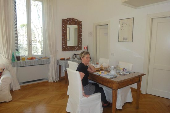 Giulia Town House: Morgen Buffet