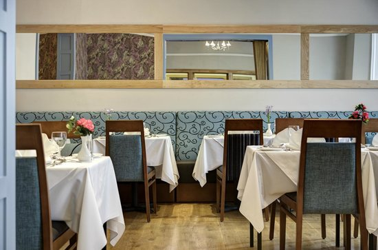 New Wilmington Hotel: Mulberry Restaurant