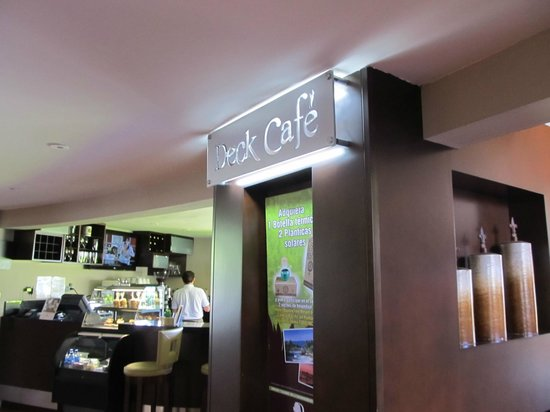 DoubleTree by Hilton Hotel Cariari San Jose: New coffee shop