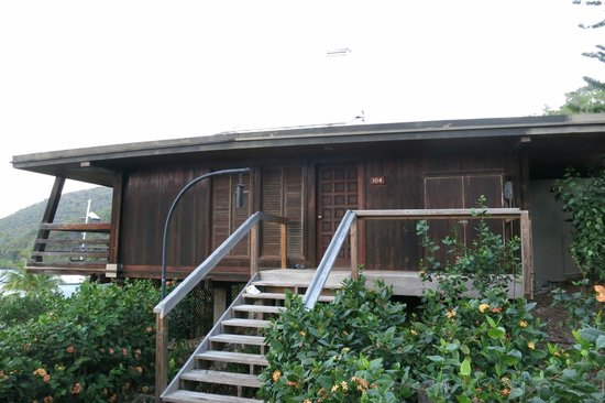 Bitter End Yacht Club: exterior