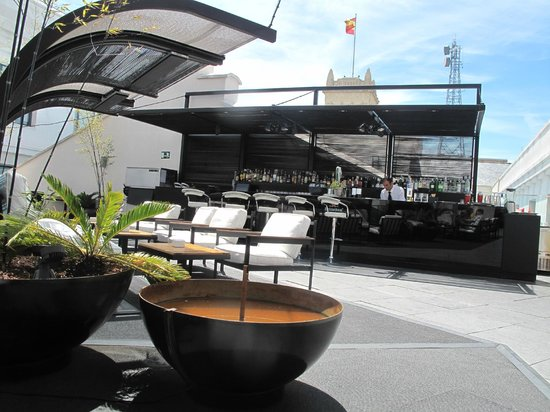 Regione di Madrid, Spagna: Roof top cocktail bar