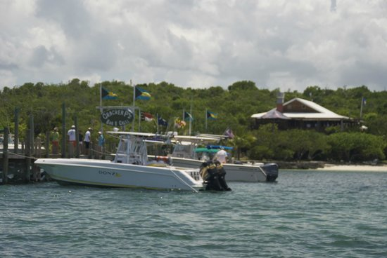 Great Abaco Island: Dock