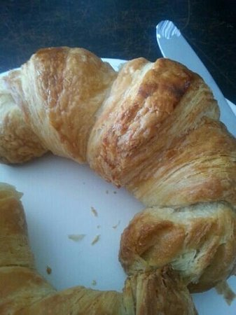Mount Pleasant, MI: Croissants for Mother's day breakfast