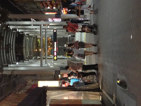 5footway.inn Project Chinatown: Exit A of Chinatown station.