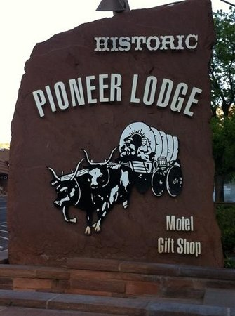 Historic Pioneer Lodge: hotel