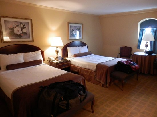 Hotel St. Marie: 5th floor two double bed room