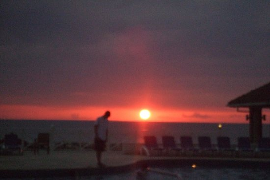 Sunset Beach Resort, Spa &amp; Water Park: Amazing sunsets