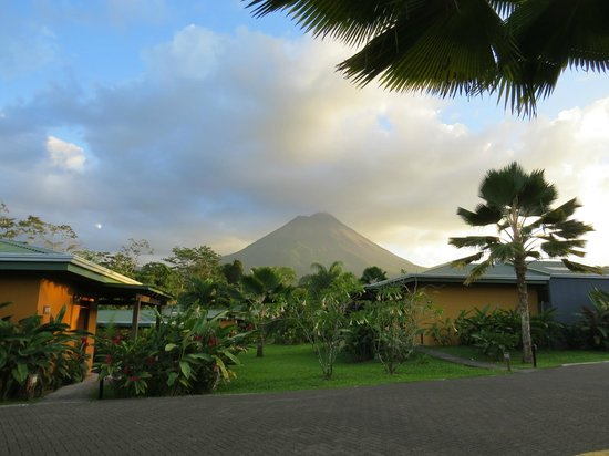 Arenal Manoa Hotel &amp; Spa: View From our room