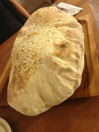 Burnaby, Kanada: the bread