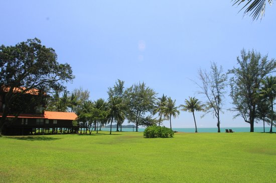 Club Med Cherating Beach: luv d place