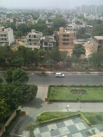 Courtyard by Marriott Gurgaon: view from room