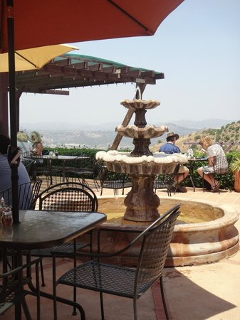 Escondido, Californi: The beautiful Cordiano Winery