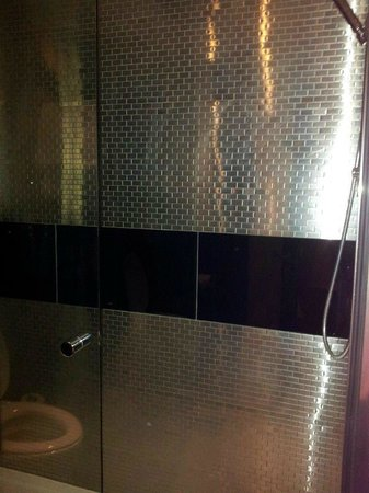 The Montcalm London: Rain shower