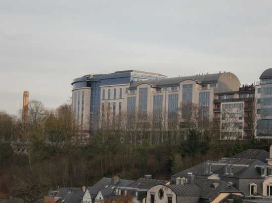 Sofitel Luxembourg Le Grand Ducal: Facade de l&#39;htel
