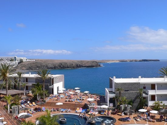 Iberostar Papagayo: View from our room