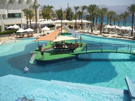 Hilton Taba Resort & Nelson Village: Piscina