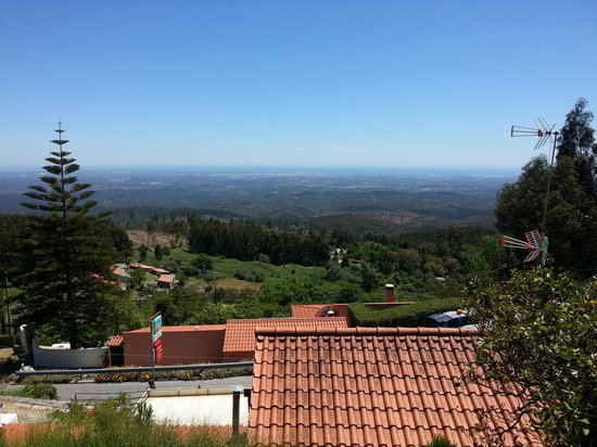 Monchique, Portogallo: the view