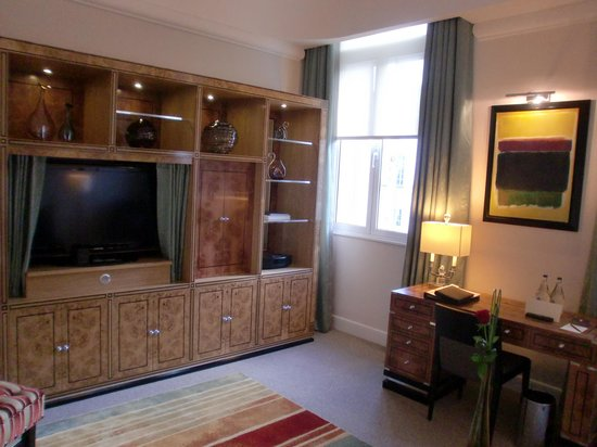 Sofitel London St James: Suite Prestige