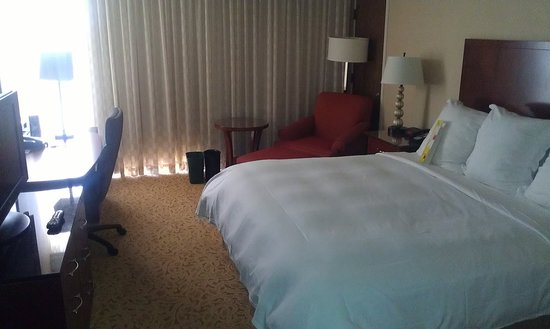 Greensboro-High Point Marriott Airport: room