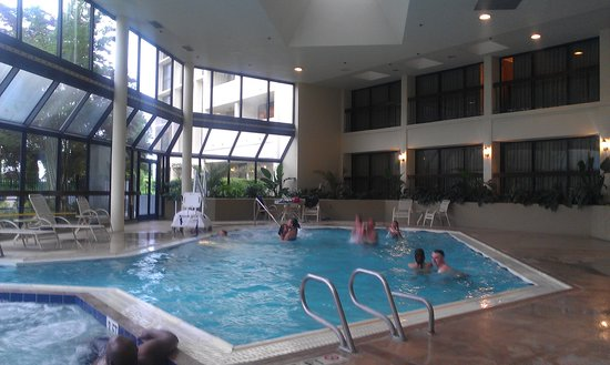 Pool Picture Of Greensboro High Point Marriott Airport Greensboro Tripadvisor