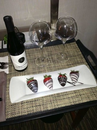 Anniversary Treats from the Westin Calgary