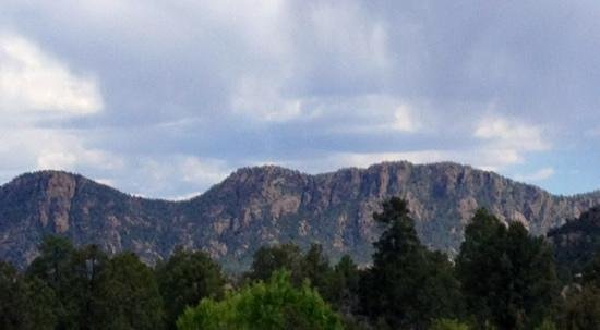 Mountain view from Payson, Az