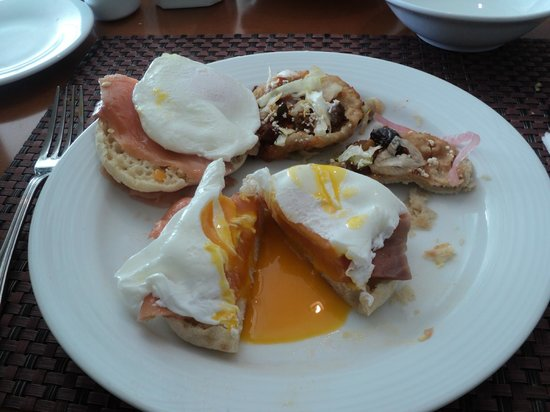Hard Rock Hotel Cancun: Breakfast