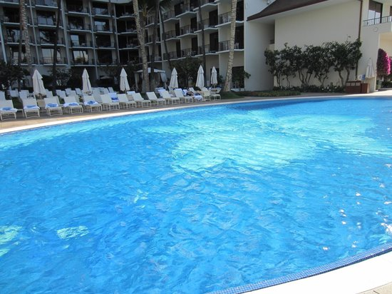 Halekulani Hotel: Main Pool
