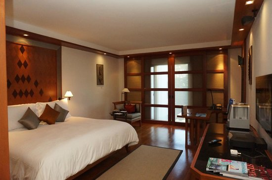 The Sukhothai Bangkok: Studio Deluxe - Very comfy!