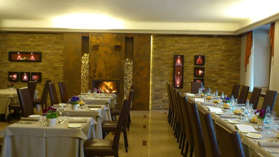 Crodo, Italien: restaurant tout simplement excellent