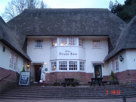 The Charterhouse: The Drum Inn