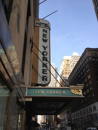 The New Yorker Hotel : Defiantly worth a stay