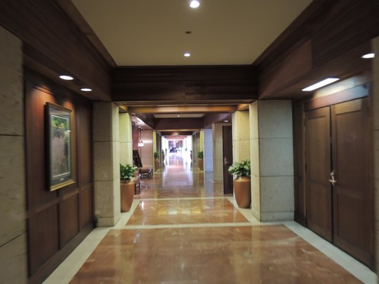 Monterey Plaza Hotel &amp; Spa : Spa building 