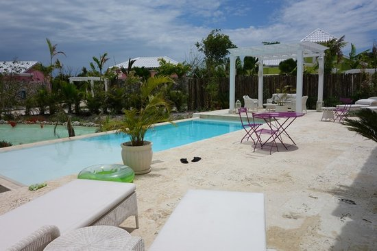 Eden Roc at Cap Cana: another angle of private pool pic2