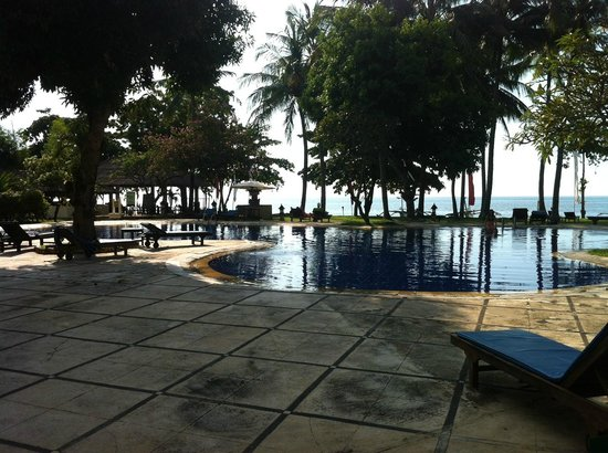 Singaraja, Indonesien: Pool area