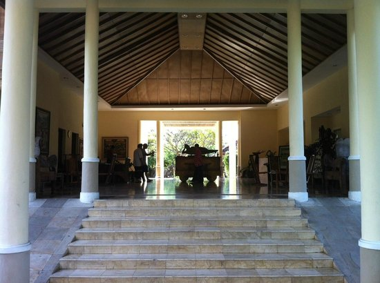 Singaraja, Indonesia: Reception area