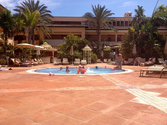 Gran Hotel Atlantis Bahia Real: Kids pool