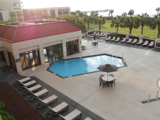 Springmaid Beach Resort & Conference Center: Indoor/outdoor pool