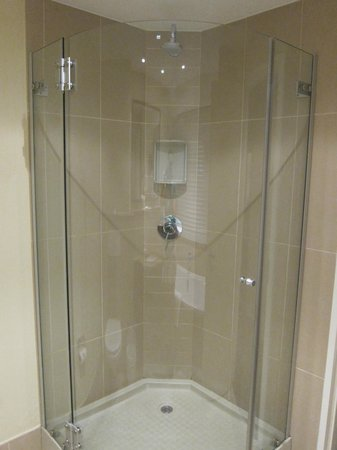 City Lodge OR Tambo Airport: shower