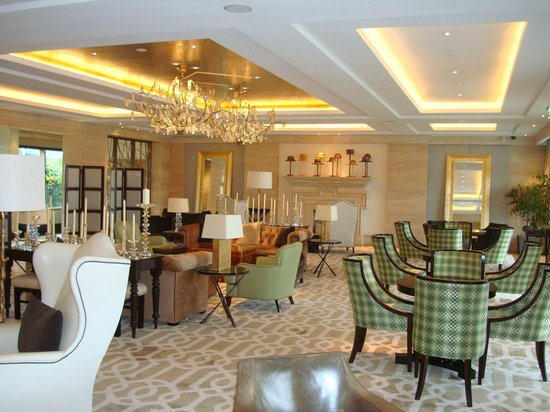 The Europe Hotel & Resort: Lounge room