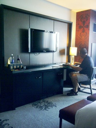 Hard Rock Hotel and Casino: room