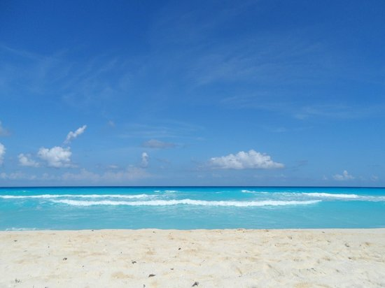 GR Solaris Cancun: Beach View