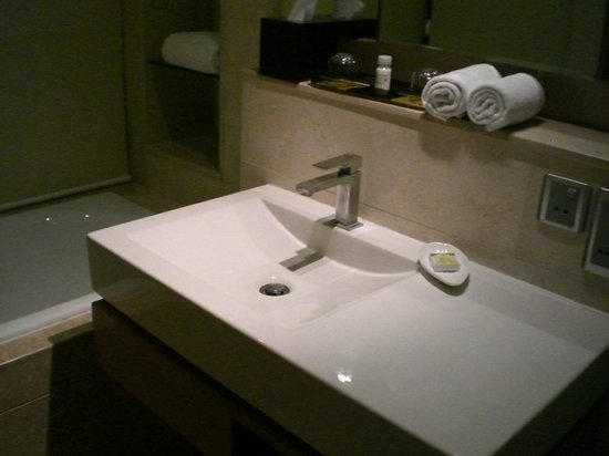 ‪‪The Lalit New Delhi‬: Tub and Sink‬