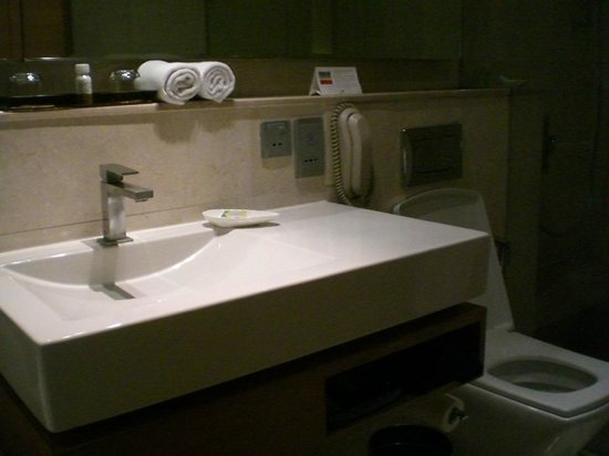 The Lalit New Delhi: Sink