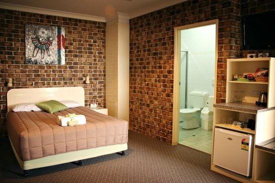 Ballina, Australia: room an ensuite