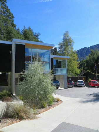 Arrowtown, Новая Зеландия: The Arrow Private Hotel