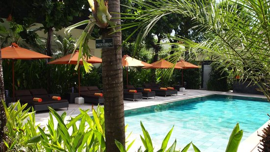 Sun Island Villas & Spa: Pool